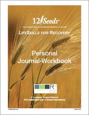 12 Seeds Personal Journal-Workbook 10 pack