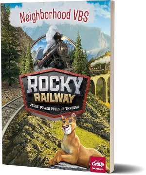 Rocky Railway Neighborhood VBS Guide - NeighborhoodVBS