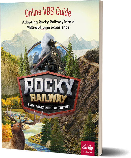 Rocky Railway Online VBS Guide - OnlineVBS