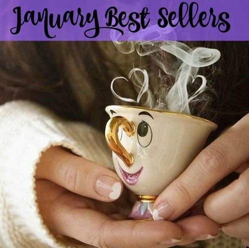 January Best Sellers