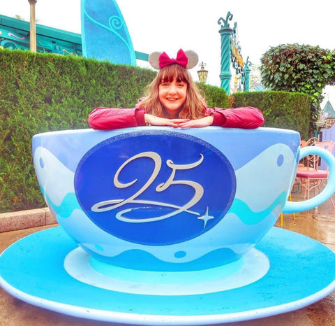 disneyland paris 25th anniversary photo inspo