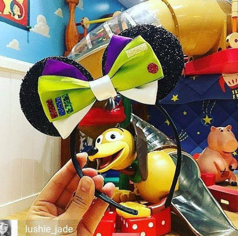 buzz lightyear slinky dog ears