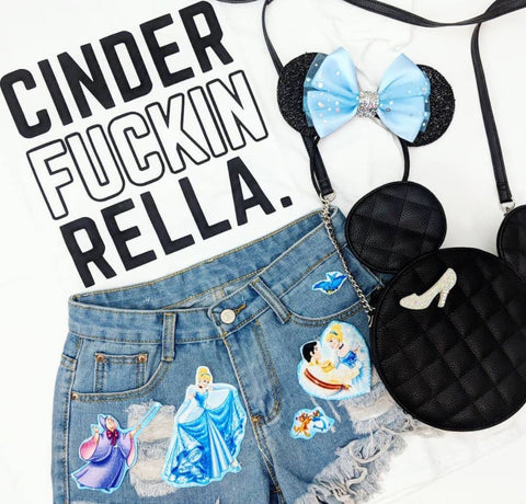Cinderella Inspired Outfit Disneystyle