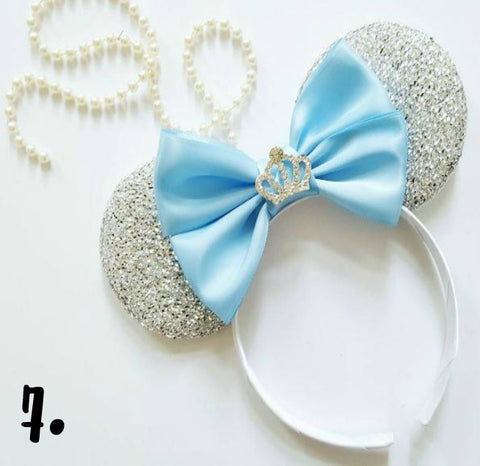 Cinderella Minnie Mouse Ears Top 10 Best Sellers LubyandLola 2017