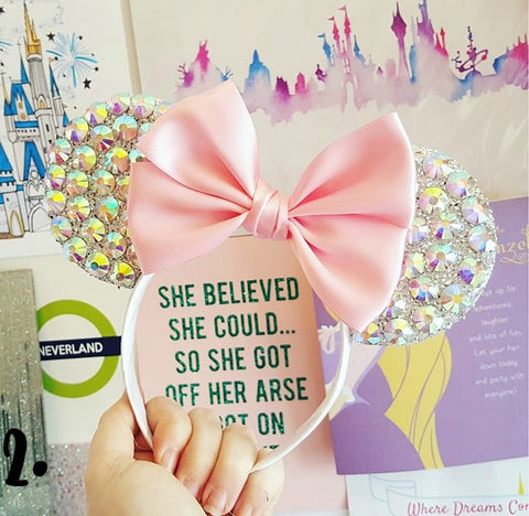 Number 2 Best Seller 2017 Minnie Mouse Ears LubyandLola