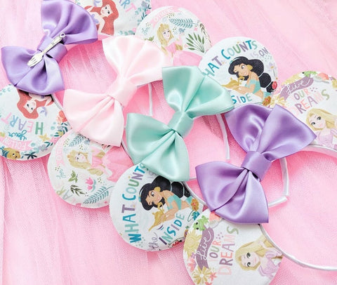 disney princess quote minnie ears luby and lola ears