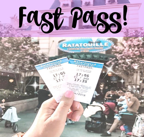 fast pass your ears!