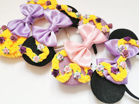 rapunzel headbands