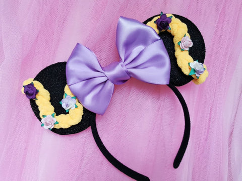 rapunzel mickey ears