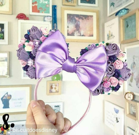 Rosie Rapunzel Minnie Mouse Ears Top 10 Best Sellers 2017 LubyandLola ears