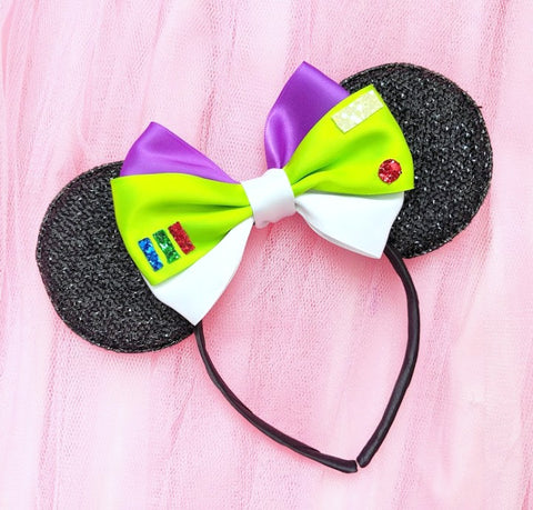 infinity and beyond ears