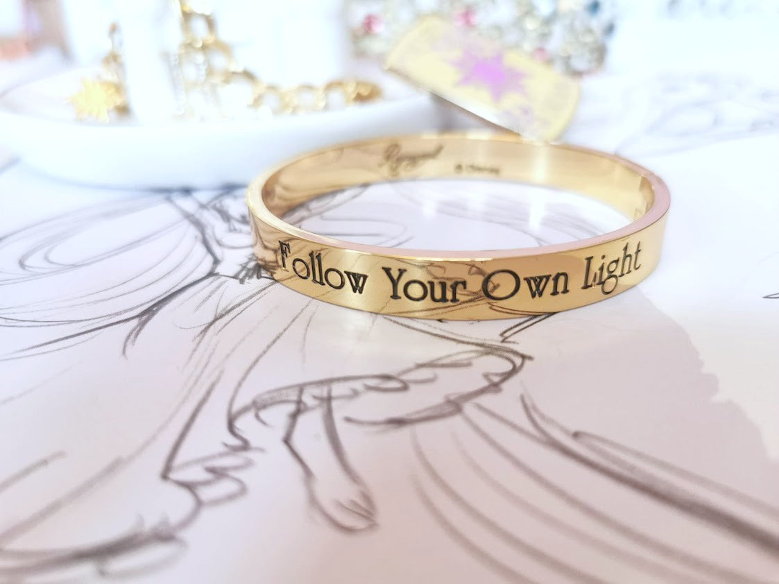 follow your own light bracelet