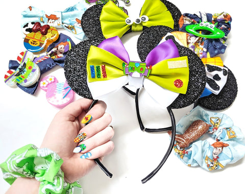 toy story buzz ears luby and lola buzz lightyear mickey ears