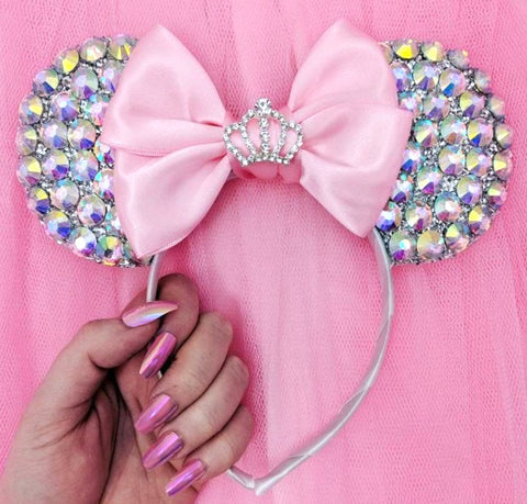 Princess Crystal Ears