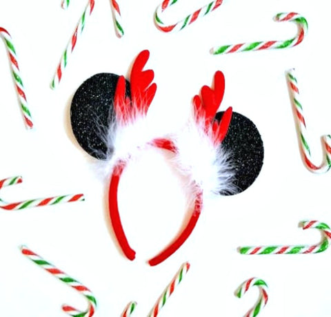Reindeer Cheer Ears