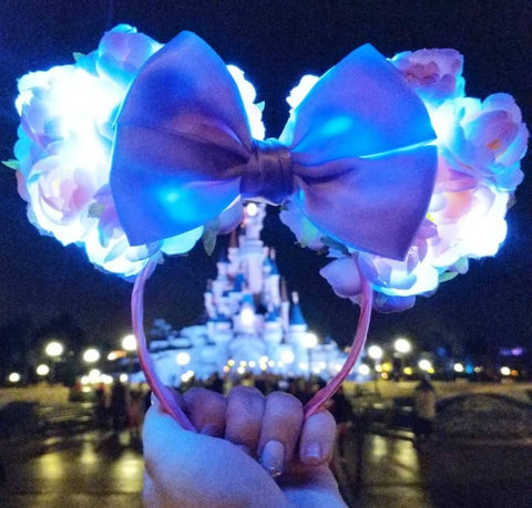 Light Up Rapunzel Ears