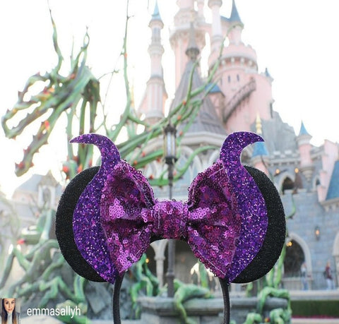 Wicked Villain Ears