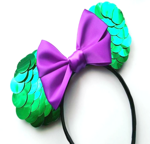 Mermaid Scale Ears