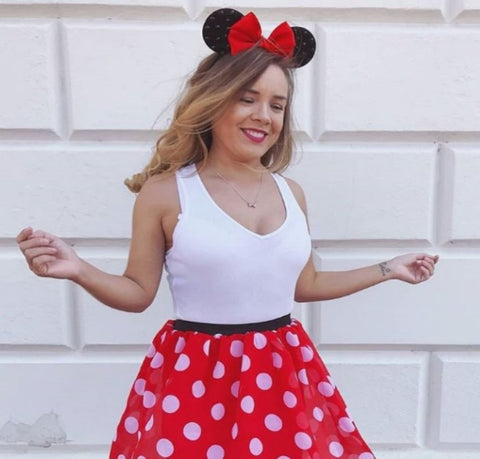 Modern Minnie Ears