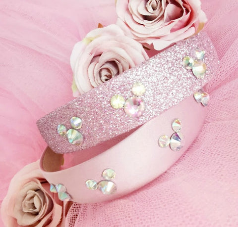 Crystal Mouse Headband