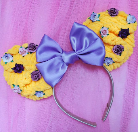 Rapunzel Hair Ears