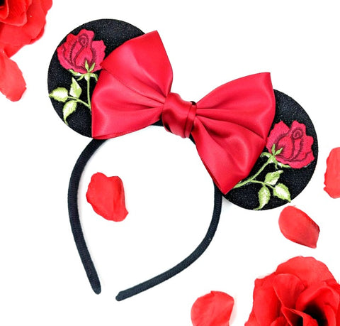 Fairytale Rose Ears