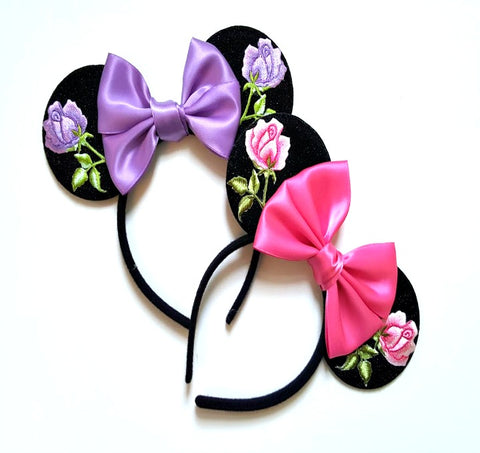 Design Your Own Fairytale Rose Ears