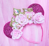 Deluxe Briar Rose Crown Ears