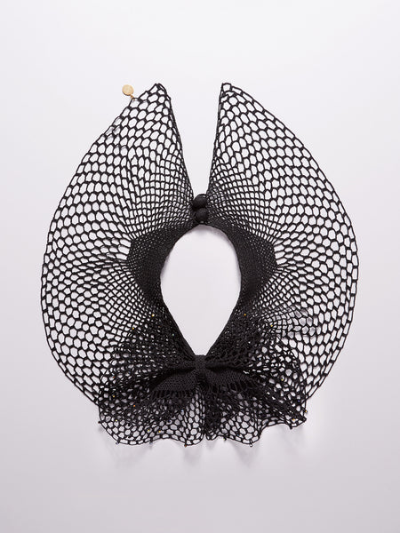 ZAIDE STARLET bow collar