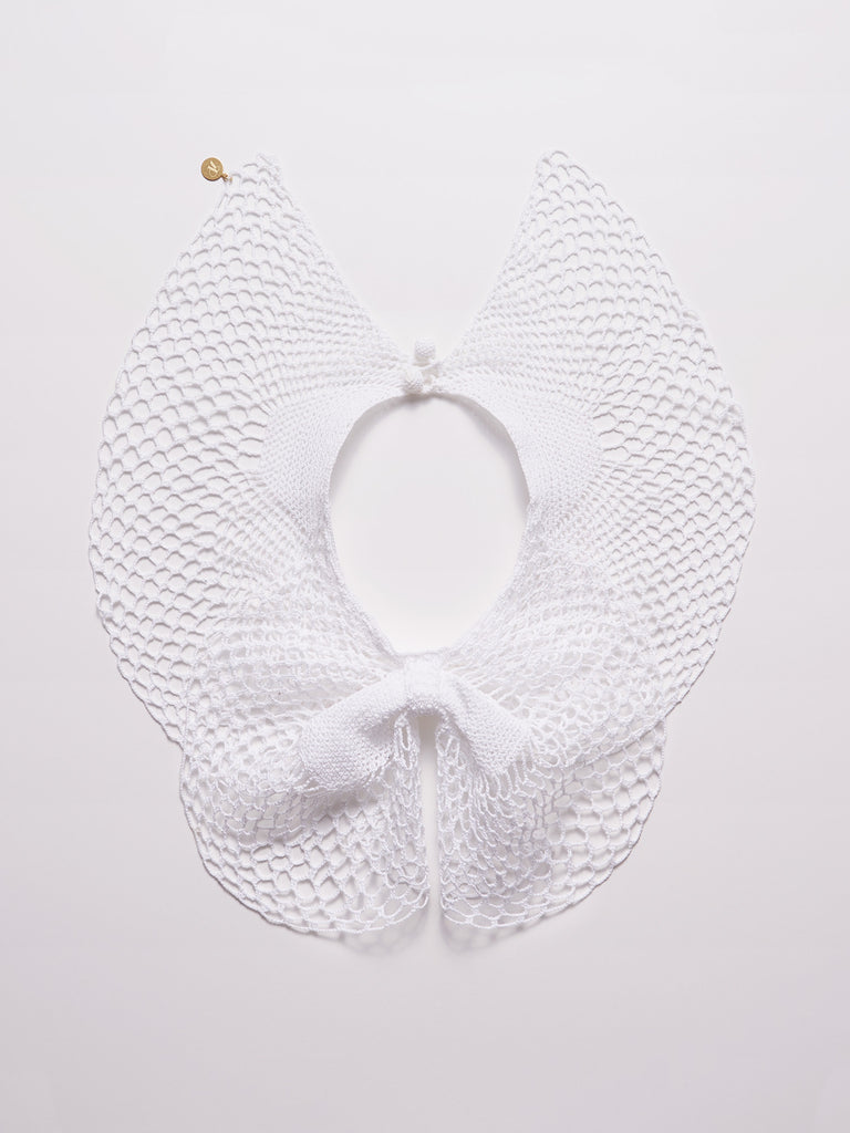 ZAIDE SAY YES! bow collar