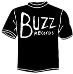 ON SALE!!! Buzz Records T-Shirt