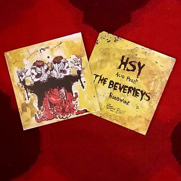 HSY / The Beverleys Split 7""