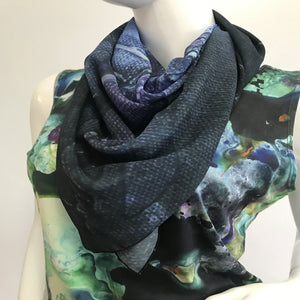 Cosmic Jelly Scarf - Artist Generations