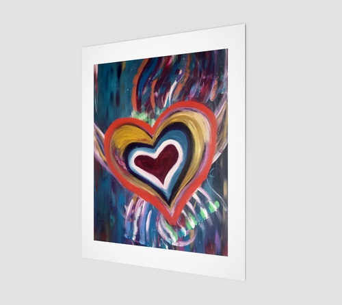 *NEW* One Love Limited Edition Print