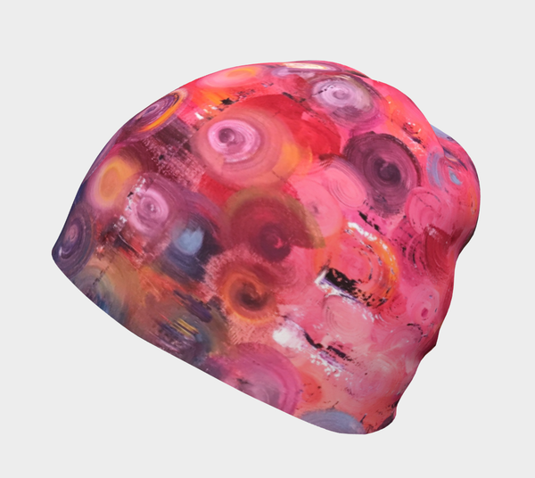 Wearable Art - Artist Generations - Spring Fling Beanie