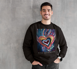 Artist Generations - One Love Sweatshirt