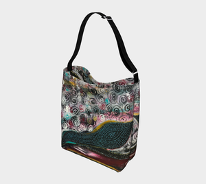 Wearable Art - Artist Generations - Spring Tote Bag