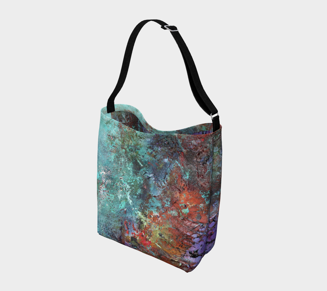 Artist Generations - Sanctuary Tote Bag