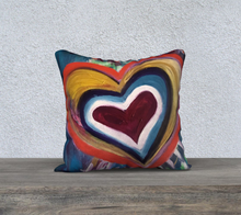 One Love Throw Pillow