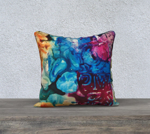 Bahamian Rhapsody Pillow