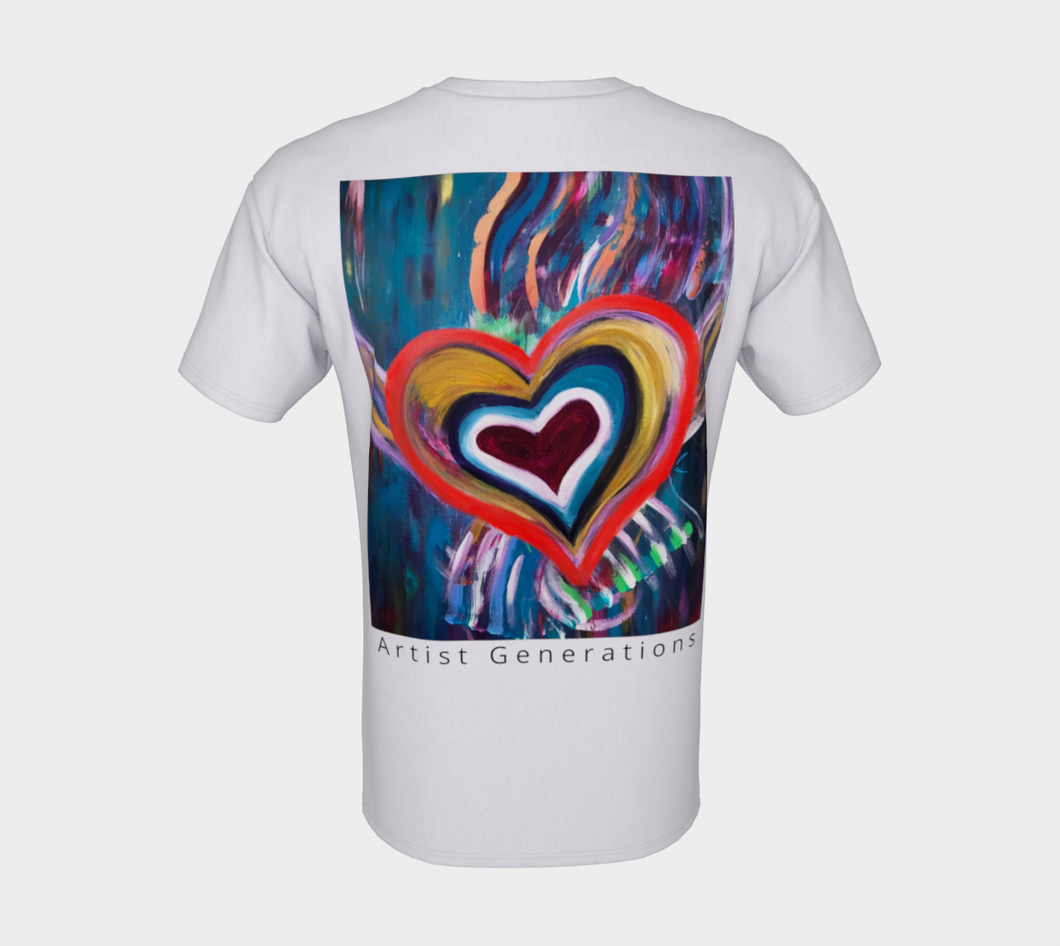 Artist Generations - One Love Unisex Tee