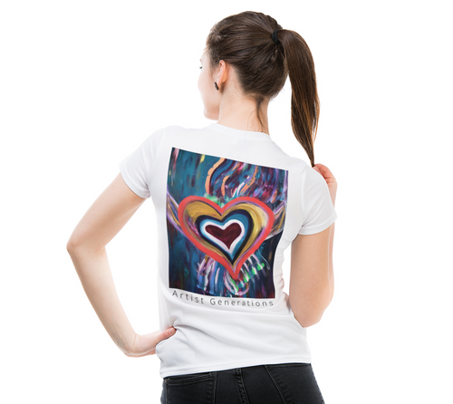 Artist Generations - One Love Women's Tee