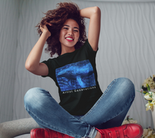Artist Generations - Big Blue Women's Tee