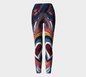 Artist Generations - One Love Yoga Leggings