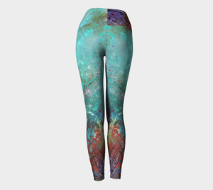 Artist Generations - Sanctuary Yoga Leggings
