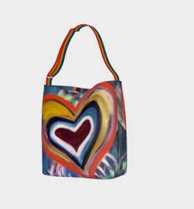 Artist Generations - One Love Tote Bag