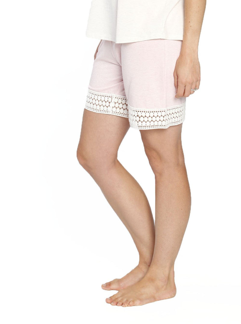 Ruby Joy PJ Sleepwear Mummy Shorts - Pink