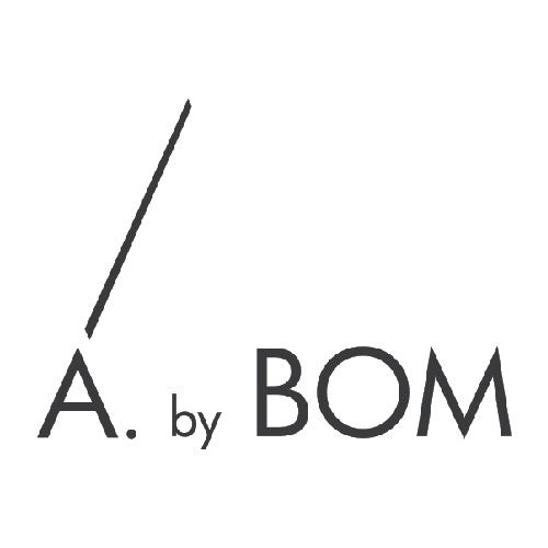 A. by BOM