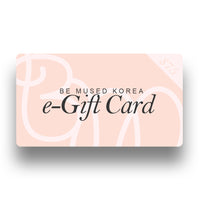 Be Mused Korea e-Gift Card
