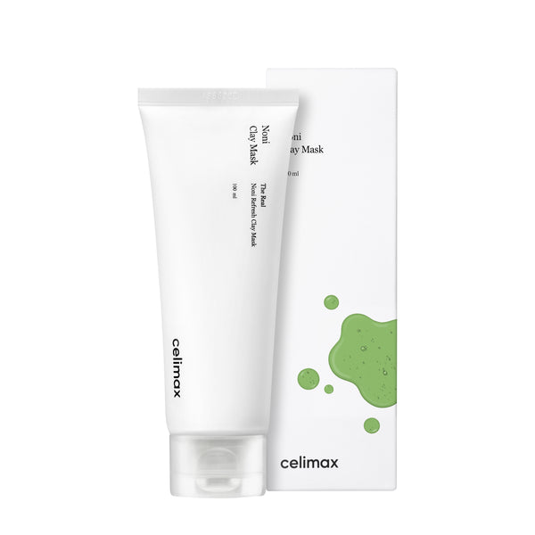 Celimax The Real Noni Refresh Clay Mask